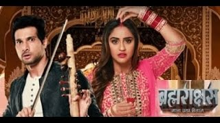 Raina & Rishabh To Have Romantic Scene in Brahmrakshas | Zee TV Serial News
