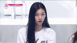 getlinkyoutube.com-프로듀스 101 판타지오 김도연 1화 컷