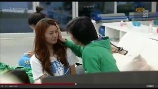 getlinkyoutube.com-Nan&HongYok AF10, Week8 D5 -- NHY:  Sorry, I'm sorry
