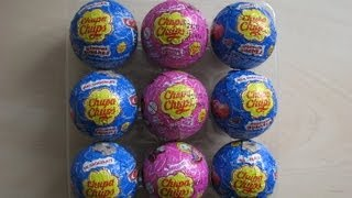 getlinkyoutube.com-CHUPA CHUPS Surprise balls. Disney Mini Princess and CARS!!! // Surprise TV