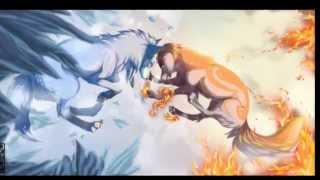 getlinkyoutube.com-Anime Felines & Wolves .:My DeMoNs:.