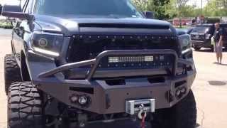 getlinkyoutube.com-2014 Tundra 1794 custom sound system from customradio.com Buffalo NY