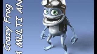 getlinkyoutube.com-Crazy Frog - La Multi Ani