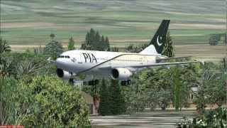 getlinkyoutube.com-(PIA) Pakistan International Airlines FSX Promotional Video 2013