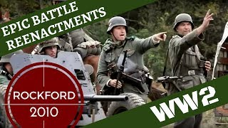 Epic WW2 Reenactment - Rockford 2010 [OLD VRSN]