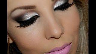 getlinkyoutube.com-Maquiagem para o Ano Novo, com Lu Ferraes