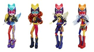 getlinkyoutube.com-MLP EG Friendship Games-Motorcross Deluxe Dolls