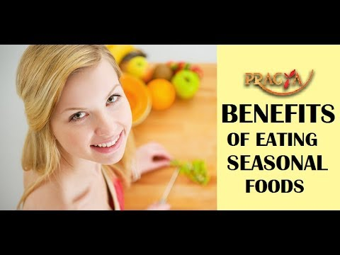 Benefits Of Eating Seasonal Foods | Dr. Rashmi Bhatia (Dietitian)