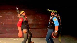 "getlinkyoutube.com-The ""Stab Stab Stab"" duel - TF2"