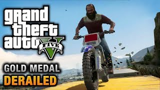 getlinkyoutube.com-GTA 5 - Mission #53 - Derailed [100% Gold Medal Walkthrough]