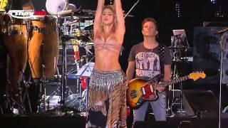 getlinkyoutube.com-Shakira   Ojos Así and Belly Dance Live Consert