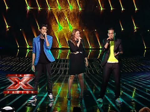 Young Pharoz  -   -   -  9 - The X Factor 2013