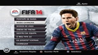 getlinkyoutube.com-FIFA 14 PS2 Gameplay Primeiras Impressões