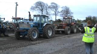 getlinkyoutube.com-20 Tonne Class - Tractor Pulling Dunmore August 2011