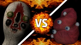 getlinkyoutube.com-SCP 173 VS SCP 066 - SCP Containment Breach Death Battles!