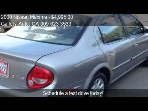 2000 Nissan Maxima GLE for sale in Pomona, CA 91766 at Galle