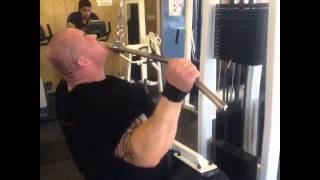 getlinkyoutube.com-training back with sound - under construction the freak/ bodybuilding