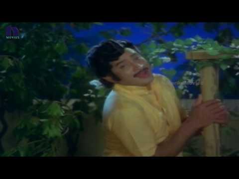 Bangaru Bhoomi Video Songs - Aaripey Aaripey Song - Krishna, Sridevi