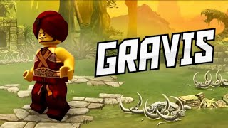 getlinkyoutube.com-Ninjago! 2015 Meet: Gravis • Video Character! [FAN-MADE]