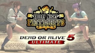 getlinkyoutube.com-Friday Night Fisticuffs - Dead or Alive 5 Ultimate