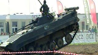getlinkyoutube.com-Dny NATO 2014 - Prezentace BVP-2