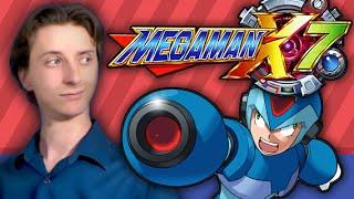 getlinkyoutube.com-Mega Man X7 - ProJared