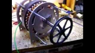 getlinkyoutube.com-NEW - 10 kW StarPower w/ CERAMIC BEARINGS