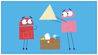 "getlinkyoutube.com-""Triangles,"" Songs About Shapes by StoryBots (""I'm A Triangle"")"