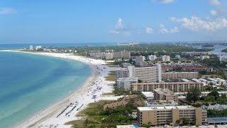 getlinkyoutube.com-Siesta Key Beach Florida Drone Footage 2016