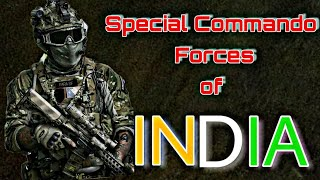 The Indian Army's Special Commando Forces!!!