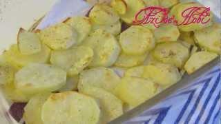 getlinkyoutube.com-Patatesli basamel soslu tavuk