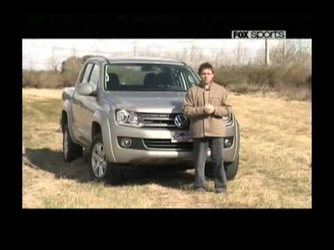 Comparativo Pick Ups: Mitsubishi L200 - Nissan Frontier - VW Amarok
