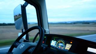 Nowe Volvo FH - odbiór pojazdów