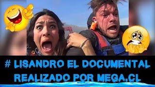 MEGA LANZA DOCUMENTAL DE LISANDRA Y LEANDRO AL SALIR DE DOBLE TENTACIÓN