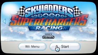getlinkyoutube.com-[Skylanders SuperChargers Racing] Wii First Look