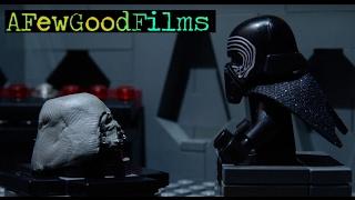 getlinkyoutube.com-Lego Star Wars - Darth Vader's Skull
