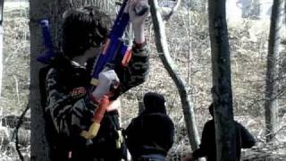 getlinkyoutube.com-Nerf War: Infiltration