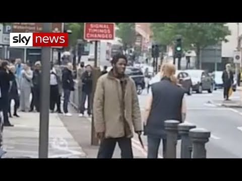 Woolwich Soldier Murder: Attackers