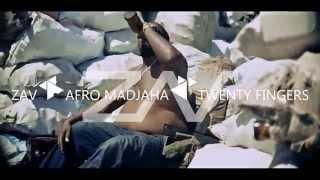 getlinkyoutube.com-Zav Feat Afro Madjahas - Makinela (Official Music Video HD)