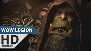 getlinkyoutube.com-World of Warcraft Legion Expansion Trailer Deutsch German (1080p HD)