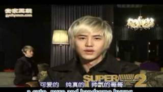 getlinkyoutube.com-Relay Talk - RyeoWook to KyuHyun to Donghae [English Subbed]