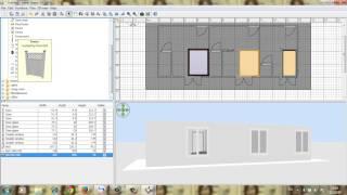 getlinkyoutube.com-สอนใช้โปรแกรม Sweet Home 3D