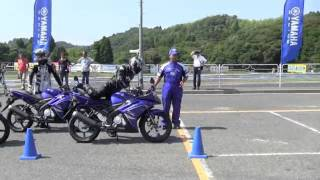 getlinkyoutube.com-YZF-R15 Race WEB Mr. Bike