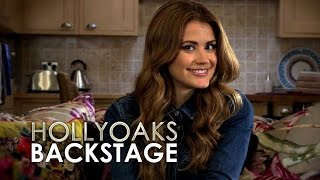 Hollyoaks - Meet the Nightingales: Ellie