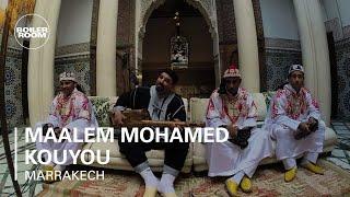 getlinkyoutube.com-Maalem Mohamed Kouyou Boiler Room Marrakech Live Performance