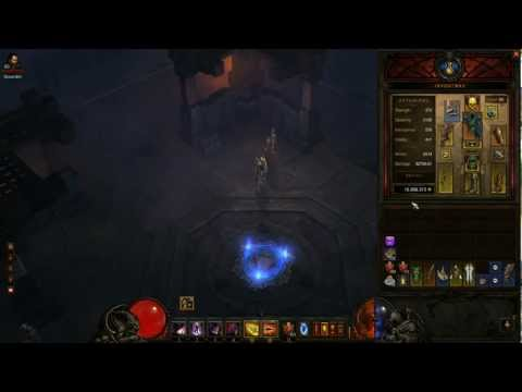 Diablo 3 - Inferno Gear - Demon Hunter
