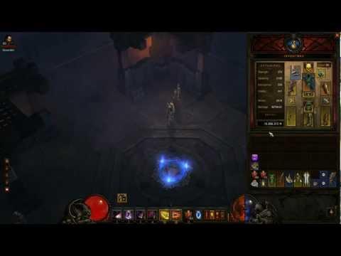 Diablo 3 - Inferno Gear - Demon Hunter