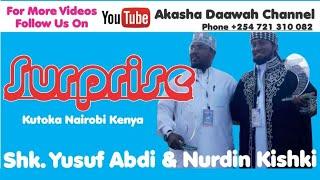 getlinkyoutube.com-SURPRISE KUTOKA KWA SHK NURDIN KISHKI NA YUSUF ABDI...NAIROBI ISLAMIC CONFRENCE 13 11 2016