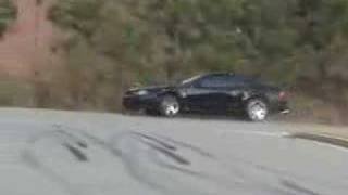 getlinkyoutube.com-SuperCharged Mustang Cobra Donuts 517hp