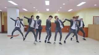 getlinkyoutube.com-투포케이(24K) 오늘예쁘네(HeyYou) 안무영상(수트버전) Dance Practice